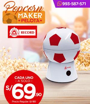 Porcorn maker Mundial
