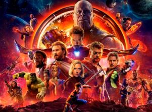 Estreno de Avengers