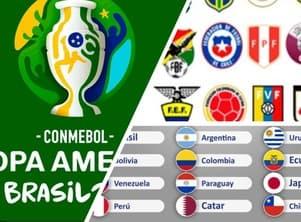 Ver la Copa América ONLINE
