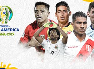 Copa América 2019 EN VIVO ONLINE