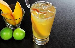 Chilcano de Pisco y Mango, sabor tropical #SemanaDelChilcano