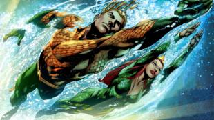 Aquaman: de bufón a rey