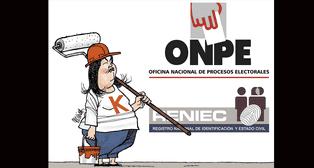 Caricatura de Molina del domingo 16 de setiembre del 2018