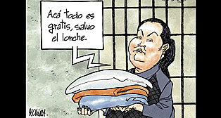 Caricatura de Molina del domingo 04 de noviembre del 2018