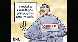 Caricatura de Molina del domingo 11 de noviembre del 2018