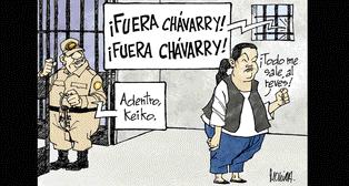 Caricatura de Molina del domingo 06 de enero del 2019