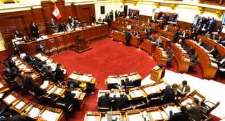 Congreso otorga la confianza al Ejecutivo