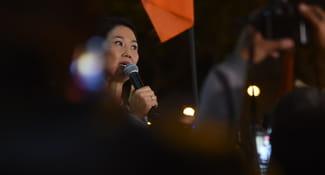 Keiko Fujimori mantiene su baja calificación: 14 %