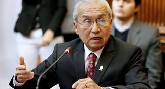 Fiscal de la Nación, Pedro Chávarry, llegará a Junín