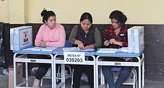 Chiclayo: publican lista de miembros de mesa