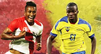 Ecuador ganó 2-0 a Perú en amistoso
