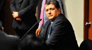 AG habría solicitado asilo para evitar prisión preventiva
