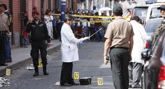 Rímac: dos policías fallecieron tras tiroteo con delincuentes
