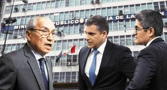 Chávarry minimiza respaldo que Equipo Especial