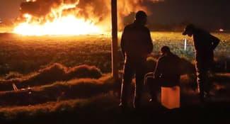 México: sube a 73 los muertos tras explosión de ducto