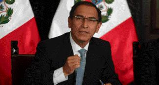 """Martín Vizcarra: """"Investiguen todo lo que crean necesario"""""""