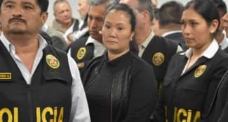 Fiscal interrogará a Keiko este lunes por aportes