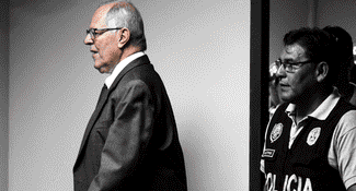 Dictan 36 meses de prisión preventiva contra PPK