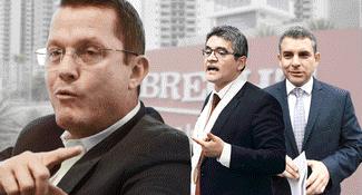 Segundo día de interrogatorio a Barata en Brasil