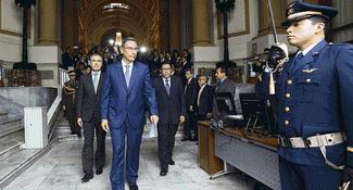 """Vizcarra a congresistas: """"Inmunidad no es impunidad"""""""