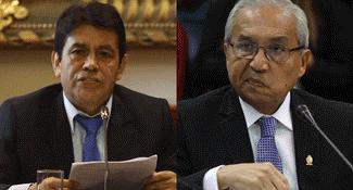 Buscan dilatar sanción contra fiscales Gálvez y Chávarry