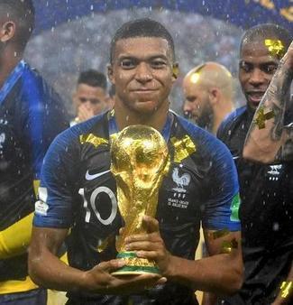 Kylian Mbappé donará sus premios del Mundial Rusia 2018