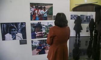 Defensoría del Pueblo presenta exposición fotográfica de las Victimas de la Violencia de 1980 -2000  [FOTOS]