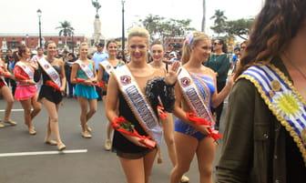 Inician actividades de reinas y guaripoleras en Trujillo  [FOTOS]