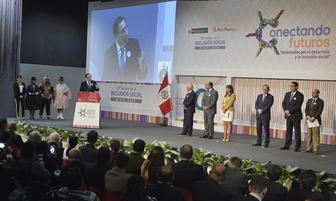 Presidente Vizcarra inaugura la VII semana de la inclusión social 2018  [FOTOS]