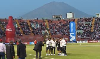 Perú vs Costa Rica: Las mejores fotos del último partido del 2018 de la selección [FOTOGALERÍA]