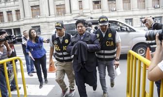 Edwin Oviedo: segundo dia de audiencia de prisión preventiva [FOTOS]