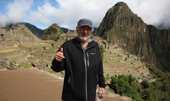 Robert De Niro continúa su visita a ciudadela de Machupicchu [FOTOS]