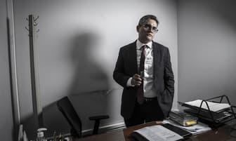 José Domingo Pérez, el fiscal del Equipo Especial Lava Jato, habló con La República [FOTOS]