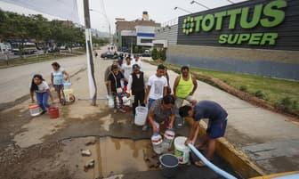 Continúan trabajos de descontaminación en San Juan de Lurigancho [FOTOS]