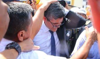 Fiscalía y PNP investigan a responsables de agresión a fiscales