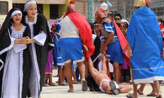 Ciudad Eten: 200 niños y jóvenes vibraron en escenificación [FOTOGALERÍA]