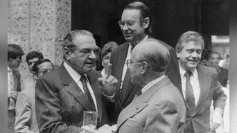 Falleció Armando Villanueva El último De Los Grandes Del Apra