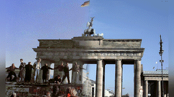 Caída del Muro de Berlín: el antes y después de la infame construcción (FOTOS)