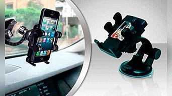 Holder porta celular o GPS. Foto: Cuponadid.pe