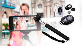 Kit Selfie. Foto: Cuponadid.pe