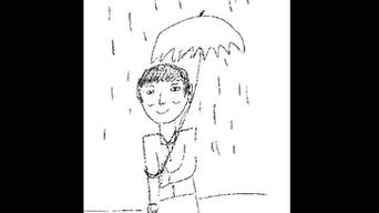 Sepa Cómo Dibujar A Un Hombre Bajo La Lluvia En Una Entrevista De