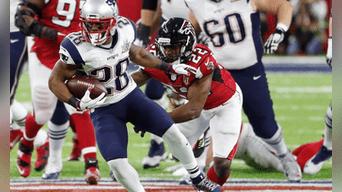4961c1ddf Super Bowl 2017  ¡New England Patriots remontan partido a Atlanta ...