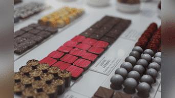 Chocolate. Placer a la vista y al paladar