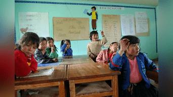Proyecto busca preservar el quechua