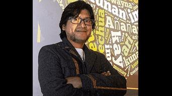 Luis Camacho, 43 años, dice que este es el proyecto de su vida