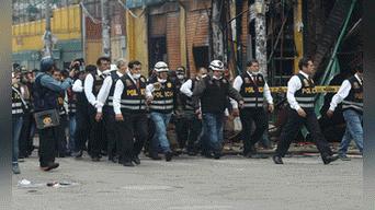 Se espera una larga investigación para hallar a los responsables de la tragedia Foto: Hanslitt Cruzado