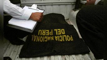 Los familiares de las víctimas exigen justicia Foto: Hanslitt Cruzado