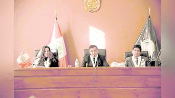 Unánime. Jueces coinciden: hubo autoría mediata de Aduviri.