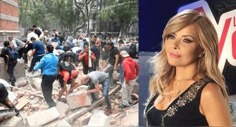 d9a4163f2 La cantante mexicana Gloria Trevi recibió críticas en su cuenta de Instagram  por un video que publicó después del terremoto que acabó con la vida de más  de ...