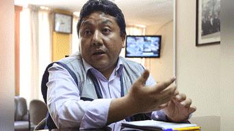 1. No recuerda. Gerente José Luis Carpio dijo que durante el concurso no recordó que Velarde fue su testigo de boda.